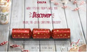 COSTA Christmas Crackers