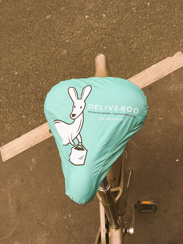 selle deliveroo
