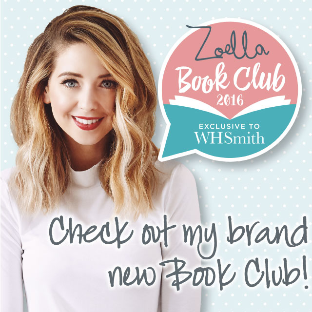 "Le ""Book Club"" de Zoella"