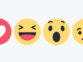 Les reactions Facebook