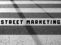 Le street marketing digital